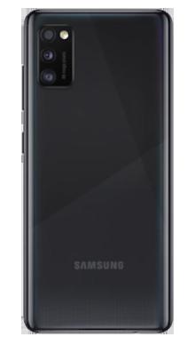Samsung Galaxy A41 64GB Black Back