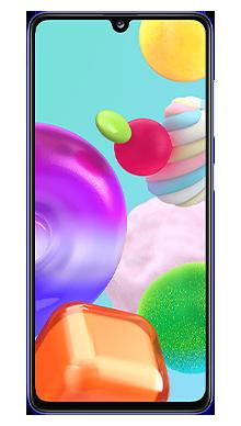 Samsung Galaxy A41 64GB Blue Front