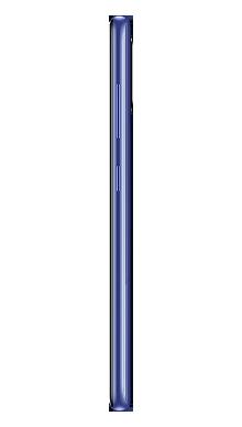 Samsung Galaxy A41 64GB Blue Side