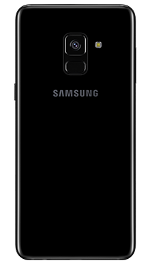 Samsung Galaxy A8 Black Back