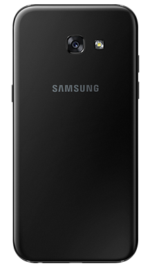 Samsung Galaxy A5 2017 Black Back