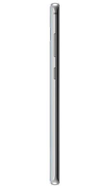 Samsung Galaxy S10 Plus 128GB Prism White Side