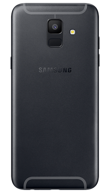Samsung Galaxy A6 Black Back