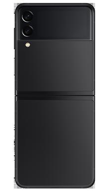Samsung Galaxy Z Flip 3 5G 128GB Black Back
