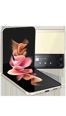 Samsung Galaxy Z Flip 3 5G 128GB Cream