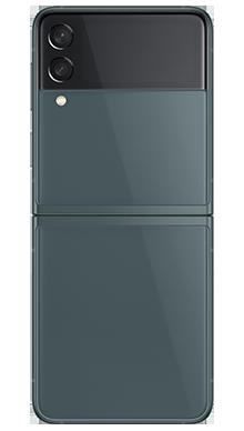 Samsung Galaxy Z Flip 3 5G 128GB Green Back