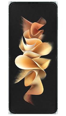 Samsung Galaxy Z Flip 3 5G 128GB Green Front