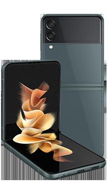 Samsung Galaxy Z Flip 3 5G 128GB Green