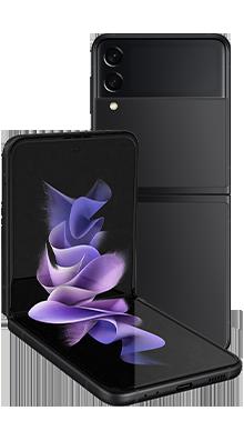 Samsung Galaxy Z Flip 3 5G 128GB Black