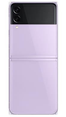 Samsung Galaxy Z Flip 3 5G 128GB Lavender Back