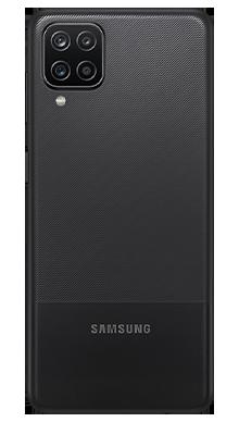 Samsung Galaxy A12 64GB Black Back
