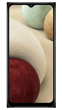 Samsung Galaxy A12 64GB Black Front