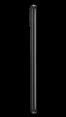 Samsung Galaxy A12 64GB Black Side