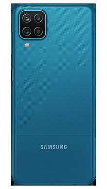 Samsung Galaxy A12 64GB Blue Back