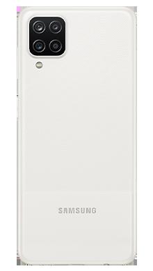 Samsung Galaxy A12 64GB White Back