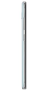 Samsung Galaxy S10 5G 256GB Crown Silver Side