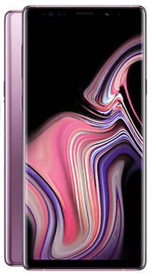 Samsung Galaxy Note 9 128GB Lavender