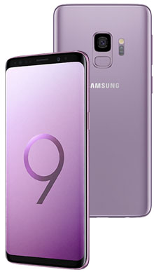 Samsung Galaxy S9 Plus 128GB Purple