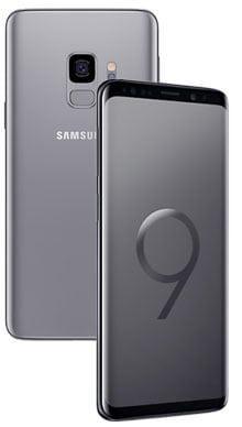 Samsung Galaxy S9 Plus 64GB Black