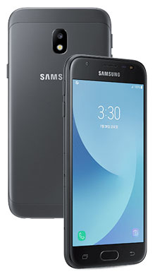 Samsung Galaxy J3 2017 Black