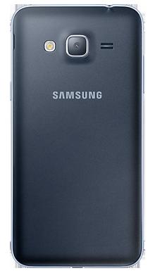 Samsung Galaxy J3 Black Back