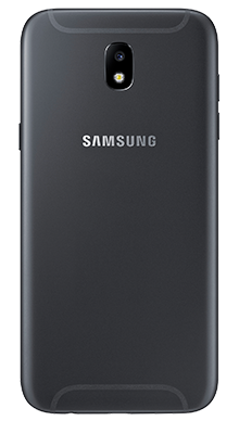 Samsung Galaxy J5 2017 Black Back