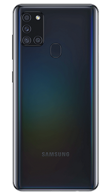Samsung Galaxy A21s 32GB Black Back