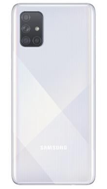Samsung Galaxy A71 128GB Silver Back