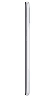 Samsung Galaxy A71 128GB Silver Side