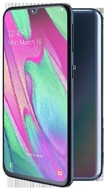Samsung Galaxy A40 Black