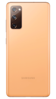 Samsung Galaxy S20 FE 5G 128GB Cloud Orange Back