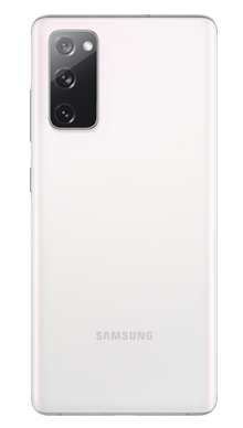 Samsung Galaxy S20 FE 128GB Cloud White Back
