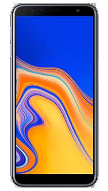 Samsung Galaxy J6 Plus Black Front