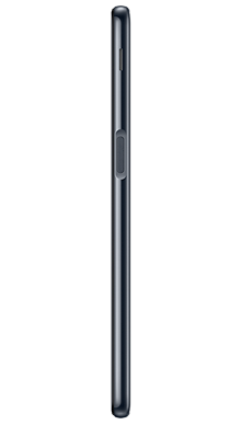 Samsung Galaxy J6 Plus Black Side