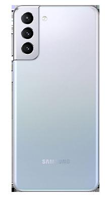 Samsung Galaxy S21 Plus 5G 256GB Phantom Silver Back