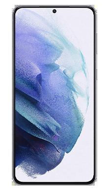 Samsung Galaxy S21 Plus 5G 256GB Phantom Silver Front