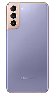 Samsung Galaxy S21 Plus 5G 128GB Phantom Violet Back
