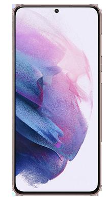 Samsung Galaxy S21 Plus 5G 256GB Phantom Violet Front