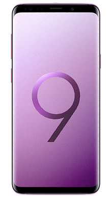 Samsung Galaxy S9 64GB Purple Front