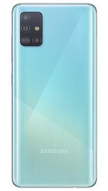 Samsung Galaxy A51 128GB Blue Back