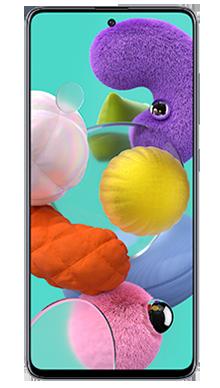 Samsung Galaxy A51 128GB Blue Front
