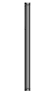 Samsung Galaxy A52 5G 128GB Black Side