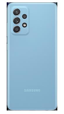 Samsung Galaxy A52 5G 128GB Blue Back