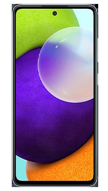 Samsung Galaxy A52 5G 128GB Blue Front