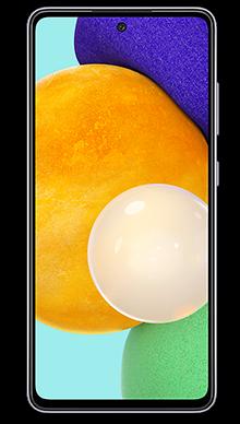 Samsung Galaxy A52 5G 128GB Violet Front