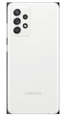 Samsung Galaxy A52 5G 128GB White Back