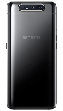 Samsung Galaxy A80 Black Back