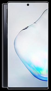 Samsung Galaxy Note 10 Plus 256GB 5G Aura Black