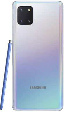 Samsung Galaxy Note 10 Lite 6GB 128GB Aura Glow Back
