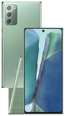 Samsung Galaxy Note 20 5G 256GB Mystic Green